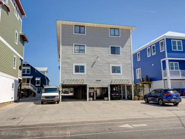 1208 Carolina Beach Avenue N B1, Carolina Beach, NC 28428 (MLS #100109637) :: Courtney Carter Homes