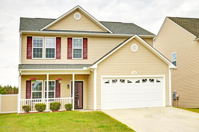 1008 Jade Lane, Winterville, NC 28590 (MLS #100109649) :: The Keith Beatty Team