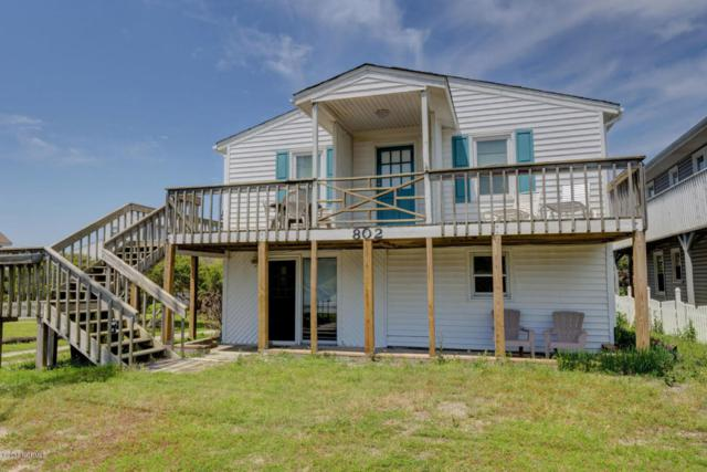802 N Anderson Boulevard, Topsail Beach, NC 28445 (MLS #100110109) :: Terri Alphin Smith & Co.