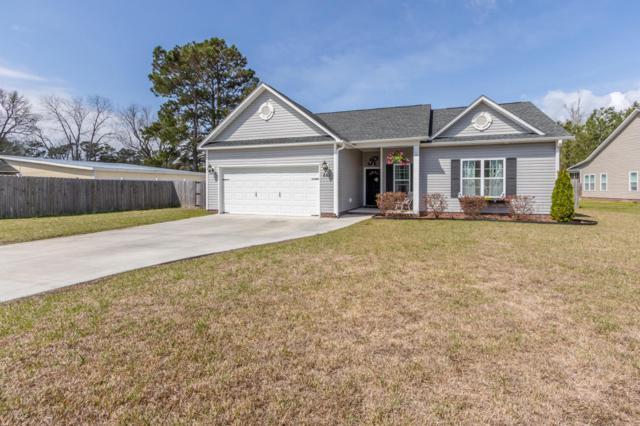 251 Channel Marker Loop, Swansboro, NC 28584 (MLS #100110327) :: Harrison Dorn Realty