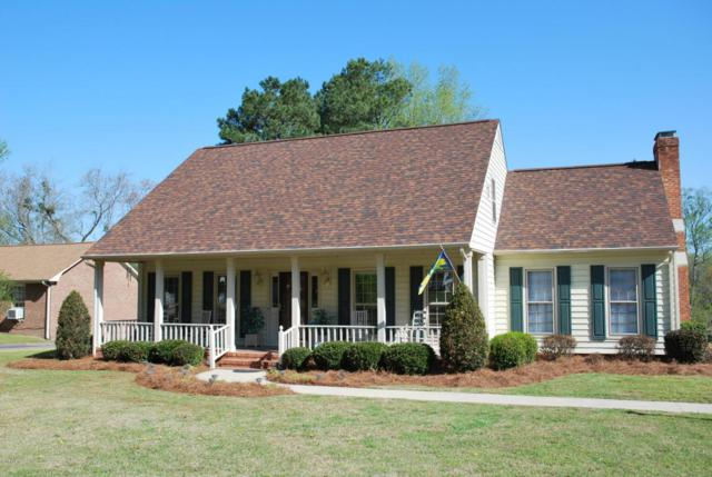3100 Hodges Road, Kinston, NC 28504 (MLS #100110566) :: Harrison Dorn Realty