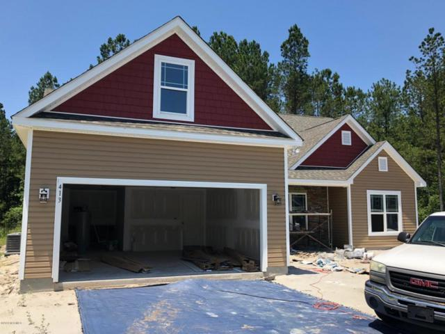 413 Belhaven Court, Holly Ridge, NC 28445 (MLS #100110733) :: Harrison Dorn Realty