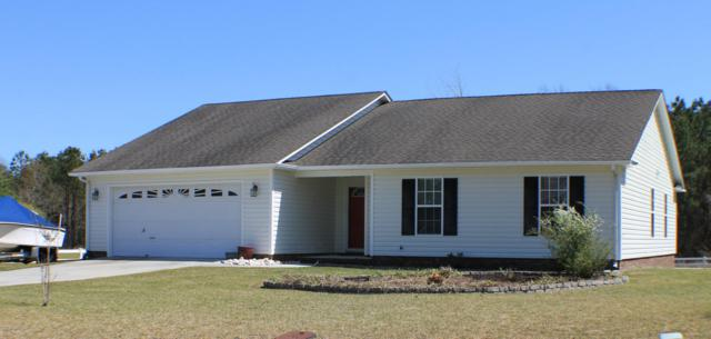 301 Clam Digger Court, Swansboro, NC 28584 (MLS #100110940) :: Courtney Carter Homes