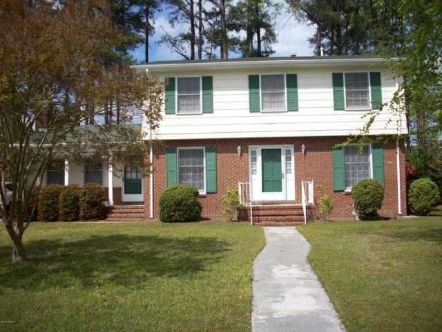501 Roslyn Drive, Lumberton, NC 28358 (MLS #100111283) :: The Bob Williams Team