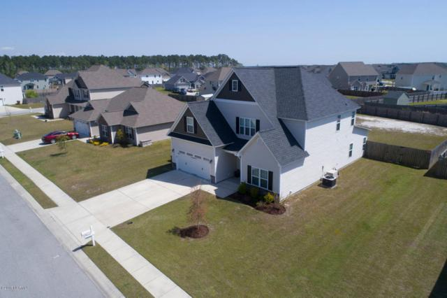 812 Solomon Drive, Jacksonville, NC 28546 (MLS #100111430) :: The Oceanaire Realty
