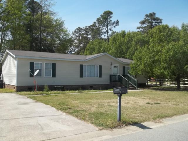 348 Eastfield Drive, Rocky Mount, NC 27801 (MLS #100111597) :: The Bob Williams Team
