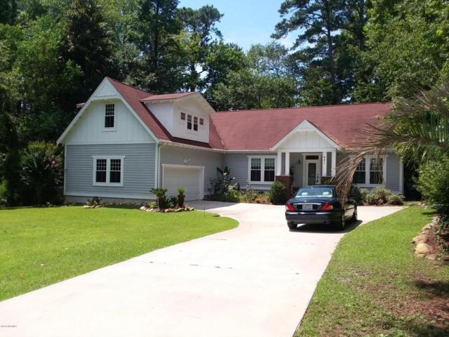 421 Highgreen Drive, Wilmington, NC 28411 (MLS #100111713) :: David Cummings Real Estate Team