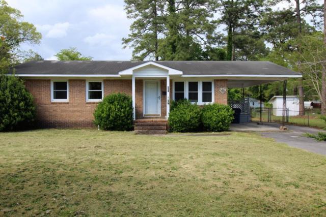 167 Cherry Circle, Havelock, NC 28532 (MLS #100111793) :: Century 21 Sweyer & Associates