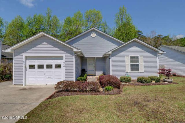 410 Holly Lane, Swansboro, NC 28584 (MLS #100112045) :: RE/MAX Elite Realty Group