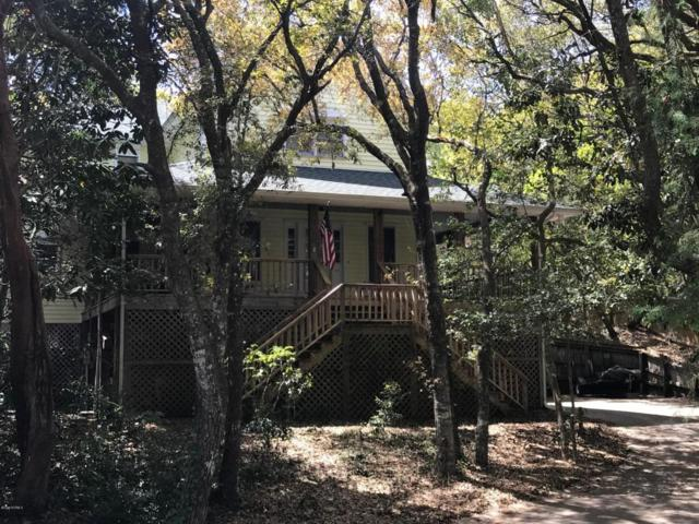 129 Arborvitae Drive, Pine Knoll Shores, NC 28512 (MLS #100112119) :: The Oceanaire Realty