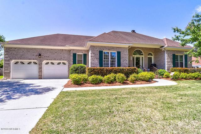 7110 Long Boat Circle, Wilmington, NC 28405 (MLS #100112250) :: David Cummings Real Estate Team