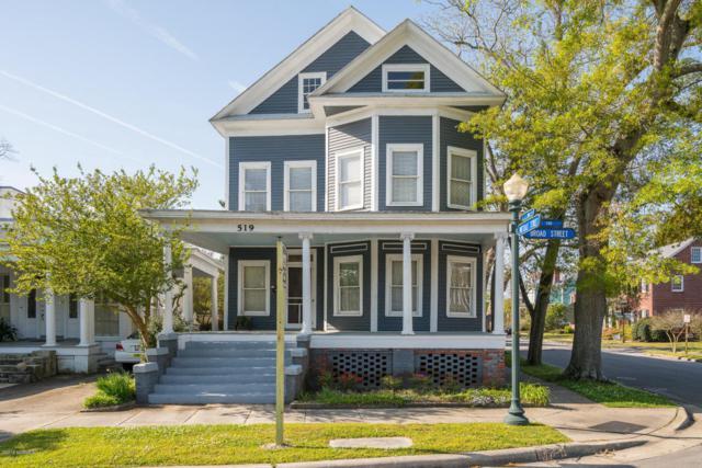 519 Broad Street, New Bern, NC 28560 (MLS #100112339) :: Donna & Team New Bern