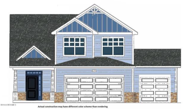 106 Welcome Way, Sneads Ferry, NC 28460 (MLS #100112850) :: Century 21 Sweyer & Associates