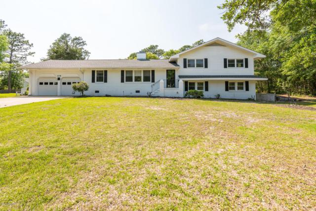 108 Pine Lake Road, Cape Carteret, NC 28584 (MLS #100113287) :: The Keith Beatty Team