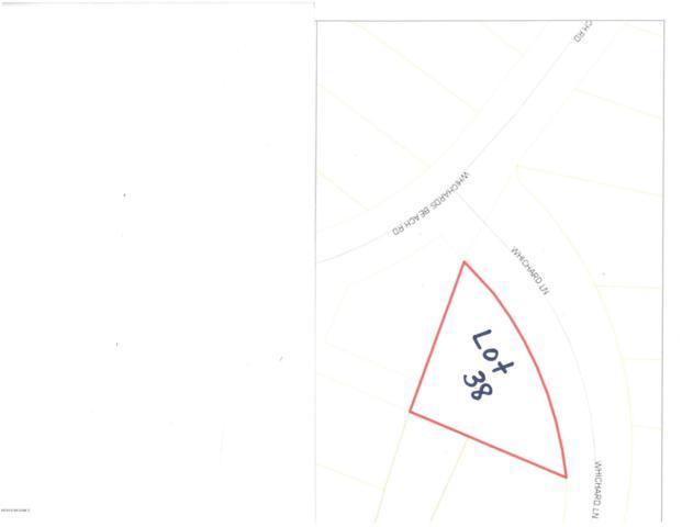 Lot 38 Whichard Lane, Chocowinity, NC 27817 (MLS #100113969) :: The Keith Beatty Team