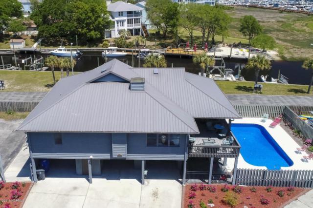 110 Teakwood Drive, Carolina Beach, NC 28428 (MLS #100114416) :: Coldwell Banker Sea Coast Advantage