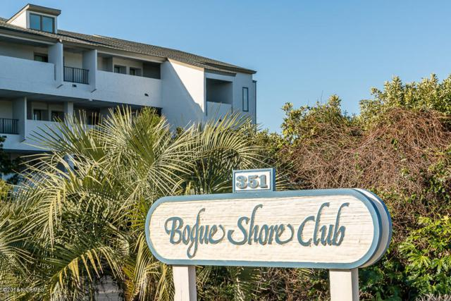 351 Salter Path Road #303, Pine Knoll Shores, NC 28512 (MLS #100114647) :: The Oceanaire Realty