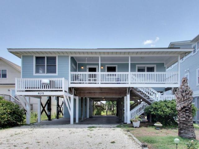 405 Ocean Boulevard W, Holden Beach, NC 28462 (MLS #100114756) :: Century 21 Sweyer & Associates