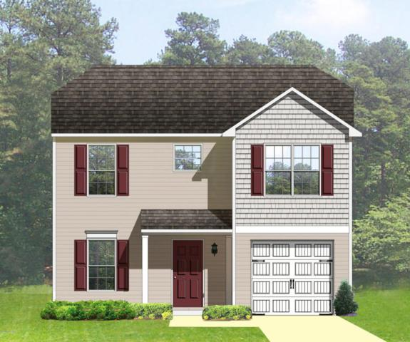 1841 Community Circle, Nashville, NC 27856 (MLS #100114887) :: Century 21 Sweyer & Associates