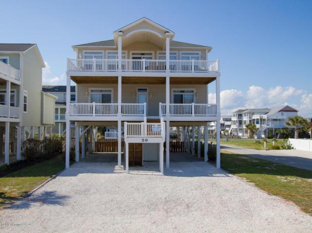 59 E First Street, Ocean Isle Beach, NC 28469 (MLS #100115031) :: The Bob Williams Team