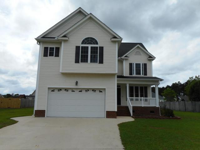 546 Patsy Drive, Greenville, NC 27858 (MLS #100115723) :: Courtney Carter Homes