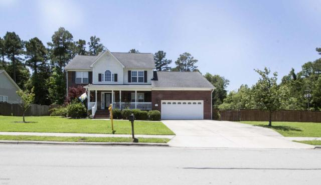 301 Stagecoach Drive, Jacksonville, NC 28546 (MLS #100116053) :: RE/MAX Elite Realty Group