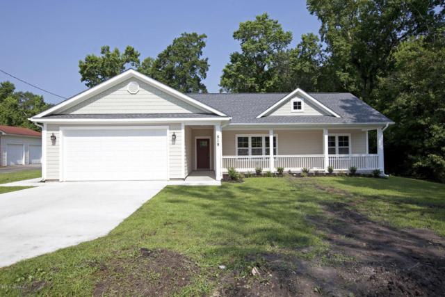 519 Olive Street, Wilmington, NC 28401 (MLS #100116151) :: RE/MAX Essential