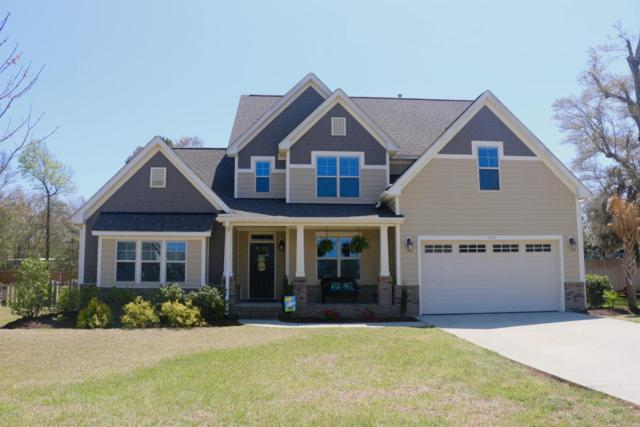 135 Little Bay Drive, Cedar Point, NC 28584 (MLS #100116207) :: RE/MAX Essential