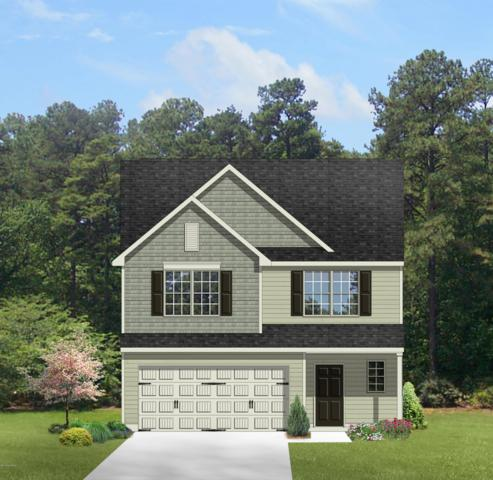 151 Backfield Place, Jacksonville, NC 28540 (MLS #100116340) :: Courtney Carter Homes