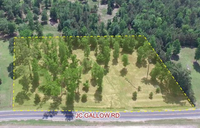 Lot 11 J.C. Galloway Road, Grimesland, NC 27837 (MLS #100116377) :: Berkshire Hathaway HomeServices Prime Properties
