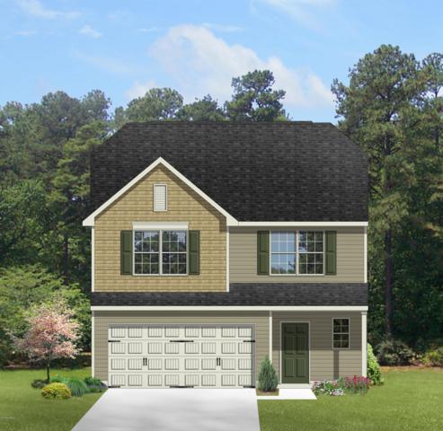 120 Backfield Place, Jacksonville, NC 28540 (MLS #100116391) :: Berkshire Hathaway HomeServices Prime Properties