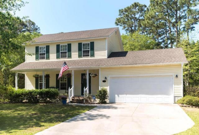 250 Star Hill Drive, Cape Carteret, NC 28584 (MLS #100116414) :: RE/MAX Essential