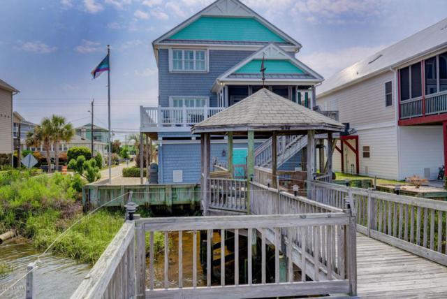 1217 Canal Drive, Carolina Beach, NC 28428 (MLS #100116600) :: The Keith Beatty Team
