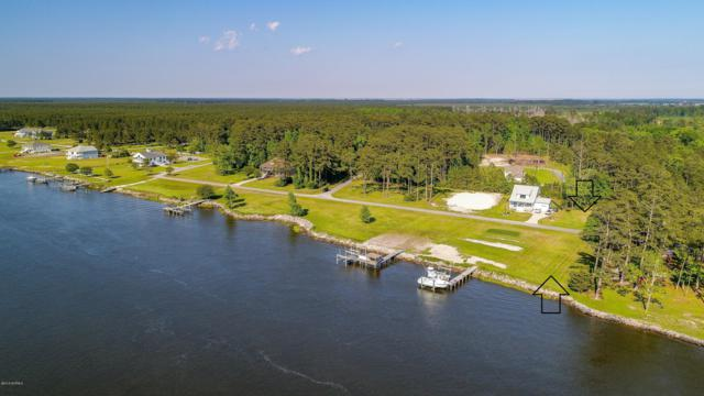 106 Waterway Drive, Beaufort, NC 28516 (MLS #100116645) :: Vance Young and Associates