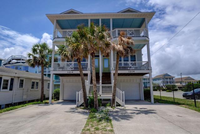 1214 S Lake Park Boulevard, Carolina Beach, NC 28428 (MLS #100117051) :: Coldwell Banker Sea Coast Advantage