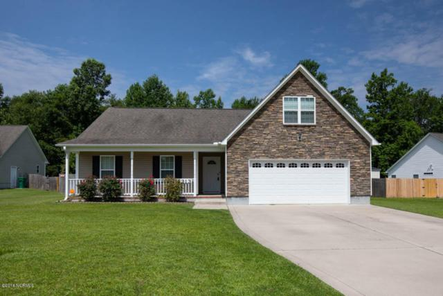 213 Blue Creek Farms Drive, Jacksonville, NC 28540 (MLS #100117352) :: RE/MAX Essential