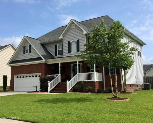 614 Stagecoach Drive, Jacksonville, NC 28546 (MLS #100117744) :: RE/MAX Elite Realty Group