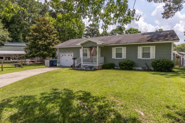 9 Lakewood Court, Jacksonville, NC 28546 (MLS #100118096) :: Courtney Carter Homes