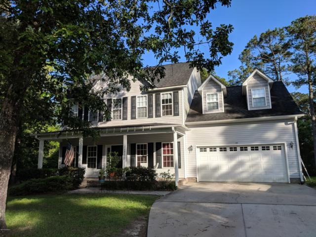 122 Forest Lane, Swansboro, NC 28584 (MLS #100118114) :: The Keith Beatty Team