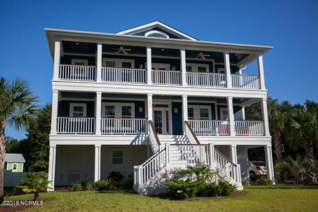 209 Inlet Point Drive, Wilmington, NC 28409 (MLS #100118244) :: Century 21 Sweyer & Associates