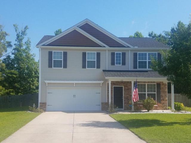 106 Mckinnon Place, Jacksonville, NC 28540 (MLS #100118594) :: Courtney Carter Homes