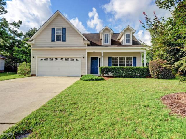 1186 Brougham Drive, Wilmington, NC 28412 (MLS #100118974) :: RE/MAX Essential