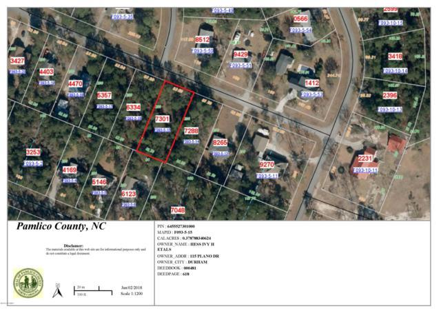 Lot 15 Phillips Drive, Minnesott Beach, NC 28510 (MLS #100119045) :: RE/MAX Elite Realty Group