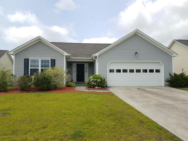 326 Rose Bud Lane, Holly Ridge, NC 28445 (MLS #100119173) :: Berkshire Hathaway HomeServices Prime Properties