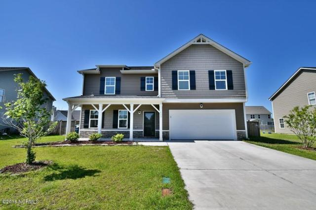113 Mittams Point Drive, Jacksonville, NC 28546 (MLS #100119460) :: The Keith Beatty Team