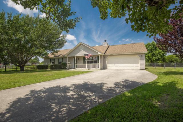 403 Dayrell Drive, Hubert, NC 28539 (MLS #100119767) :: Harrison Dorn Realty