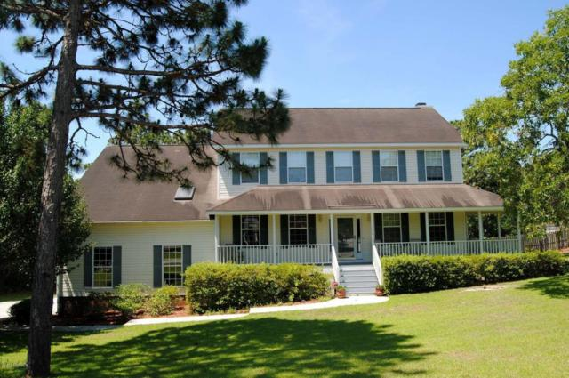 134 Colquitt Drive, Wilmington, NC 28412 (MLS #100119775) :: RE/MAX Essential