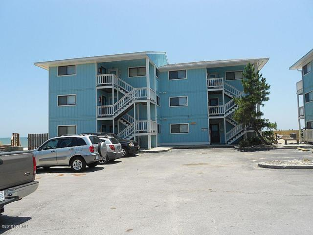 1437 Fort Fisher Boulevard S A-1, Kure Beach, NC 28449 (MLS #100120273) :: The Oceanaire Realty