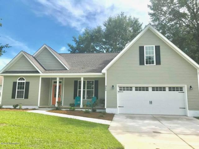 305 Coldwater Drive, Swansboro, NC 28584 (MLS #100120274) :: Coldwell Banker Sea Coast Advantage