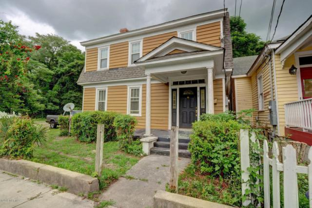 619 S 7th Street, Wilmington, NC 28401 (MLS #100120499) :: The Oceanaire Realty